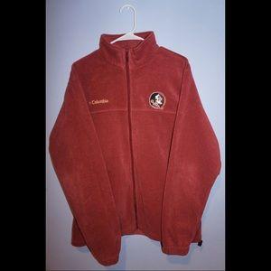 Florida State University Columbia jacket
